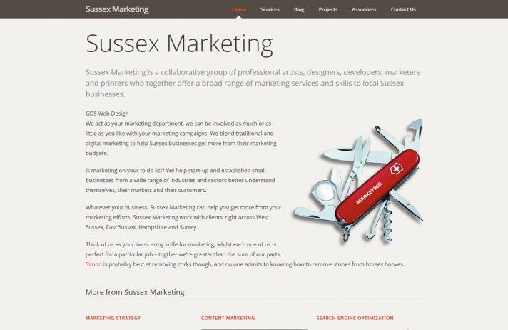 Sussex Marketing