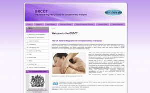 GRCCT's old website.