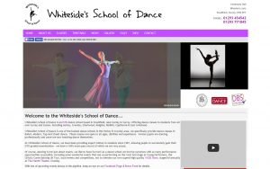 Whiteside's Old Website