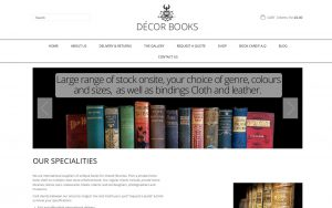 Decorbooks Old Website